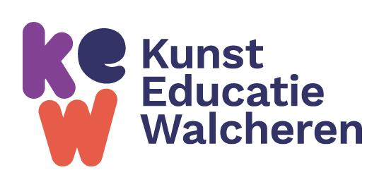 Kunst Educatie Walcheren logo